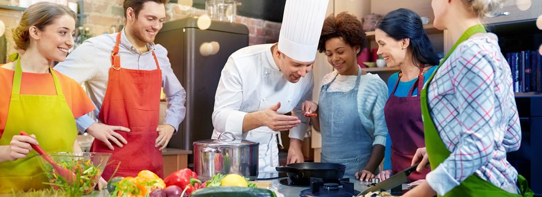 trouver des cours de cuisine adaptés à vos envies